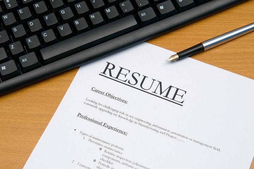 image Job ke liye effective resume kaise